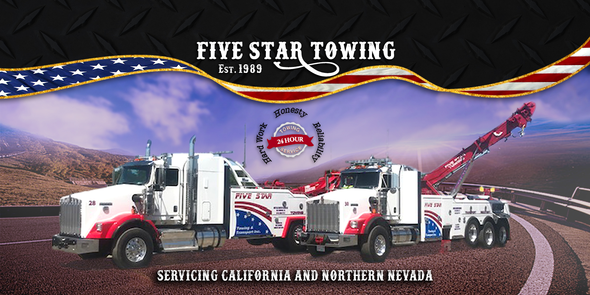 Vehicle Lien Sale - Five Star Towing Inc